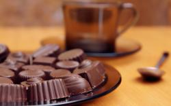 Wonderful Chocolate Candy Wallpaper