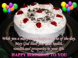 Happy Birthday Wishes Quotes Wallpaper Hd 3