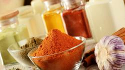 Wonderful Spices Wallpaper