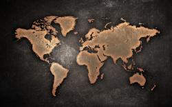 World Map Wallpaper 6238 2560x1600 px