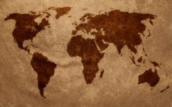 World Map Hd Wallpapers