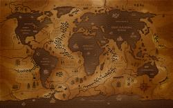 Large World Map Wallpapers ...