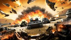This World of Tanks trailer explodes everything to celebrate 100 million players | VG247