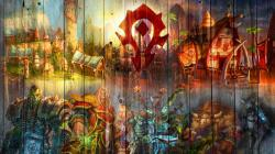 Description: The Wallpaper above is Wow horde art Wallpaper in Resolution 1920x1080. Choose your Resolution and Download Wow horde art Wallpaper
