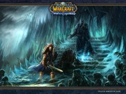 Appealing Wow Wallpaper Warrior 1024x768px
