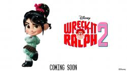 Wreck-It Ralph 2 Billboard Source: The Official Site