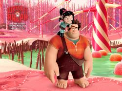 ... Wreck-It Ralph HD Wallpapers8 ...
