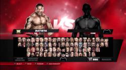 WWE 2K14 All Characters