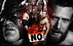 Team Hell No - wwe Wallpaper