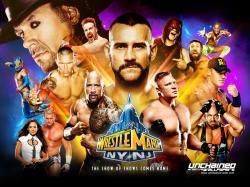 Wrestlemania 29 - wwe Wallpaper