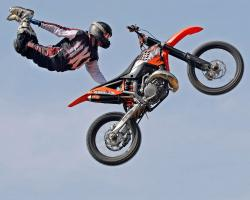X Games Drops Freestyle MX Best Trick Competition