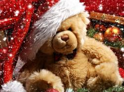 Description: The Wallpaper above is Xmas teddy bear Wallpaper in Resolution 1920x1440. Choose your Resolution and Download Xmas teddy bear Wallpaper