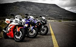 Yamaha Sport Bikes HD Wallpaper