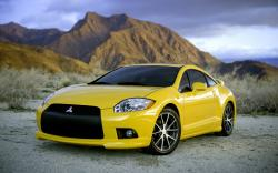Yellow Car Wallpaper