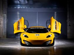Yellow Car Pictures