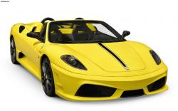 ... Yellow Ferrari Wallpaper 03 ...