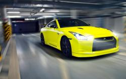 """Download the following Yellow GTR 35810 by clicking the orange button positioned underneath the """"Download Wallpaper"""" section. Once your download is complete ..."""