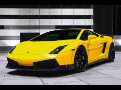 Image for Yellow Lamborghini. «