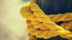 Yellow Photography Wallpaper 1920x1080 Yellow, Photography, Macro, Ropes