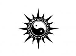 ... Chinese Tattoo Yin Yang Phoenix Dragon Symbol Tattoos ...