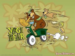 Normal 4:3 resolutions: 800 x 600 1024 x 768 Original Link. Download Yogi Bear cartoon ...