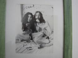 2/08/2012 - Back in the beginnig of 2010 I posted my firs Yoko Ono Success (which was laiter deleted...) this was my first success: ...