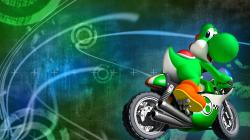YOSHI WALLPAPER by linkintek06 YOSHI WALLPAPER by linkintek06