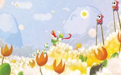 1280x800 Retro: Yoshi