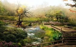 Wallpapers for Gt Zen Garden Wallpaper