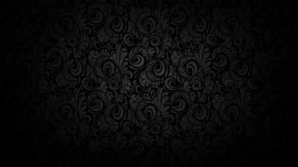 Abstract wallpapers black