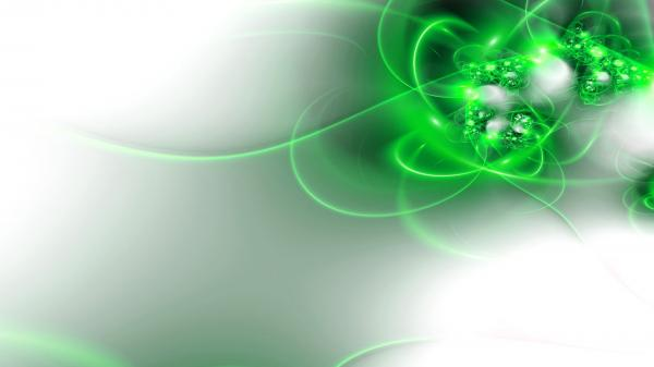 Abstract wallpapers green