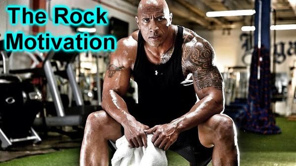 dwayne johnson bodybuilding