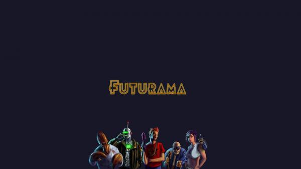 Simpsons and Futurma HD Wallpapers pack